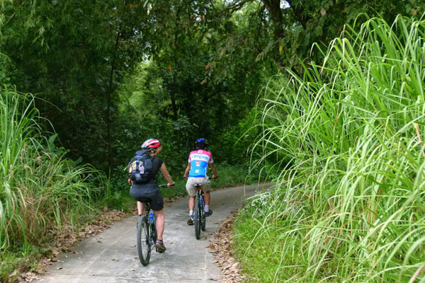 Getting To Cat Tien National Park