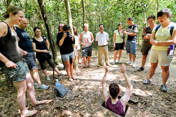 Cu Chi Tunnels Ho Chi Minh City Day Tour 4