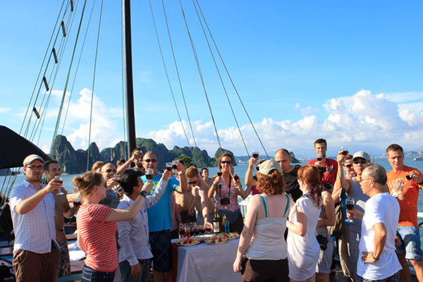 Ha Long Tour Aclass Opera Cruise 2