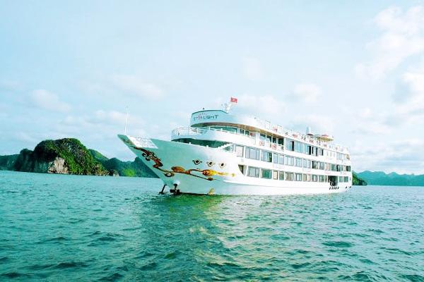 Halong Bay Tour Starlight Cruise 3