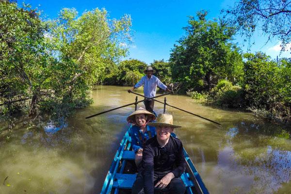 Mekong 2 Day Homestay Tour 1