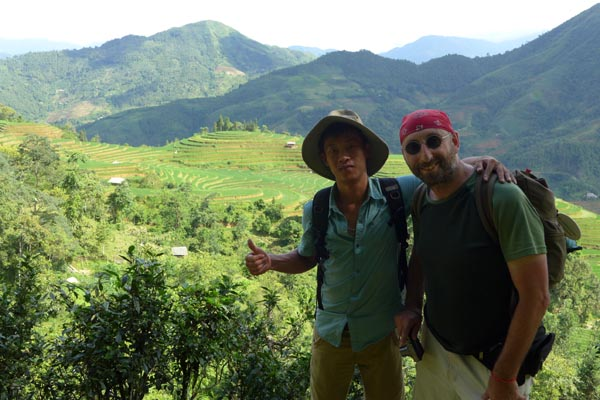 trekking North Vietnam Tour Ha Giang 4 Days