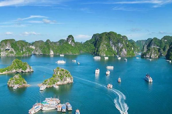 Cheap Halong Bay Tours From Hanoi