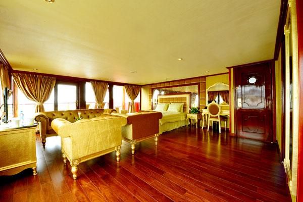 halong bay travel golden cruise 7