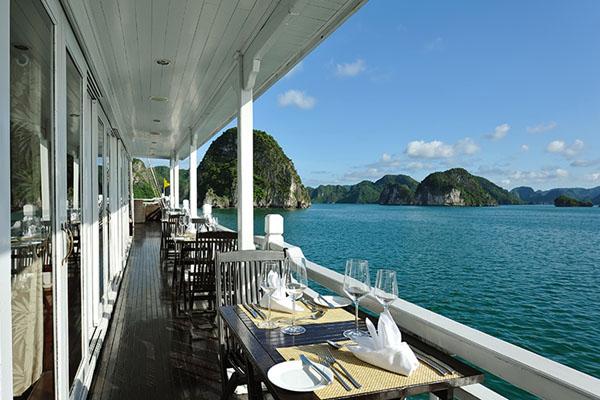 halong tours paradise luxury cruise 13