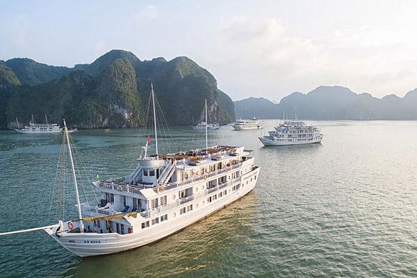 Halong Tours Paradise Luxury Cruise