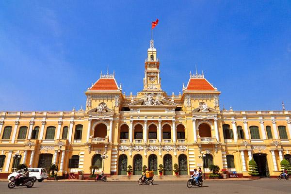 Ho Chi Minh City Day Tour