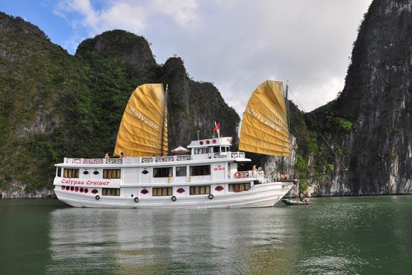 tour halong bay calypso cruise 8