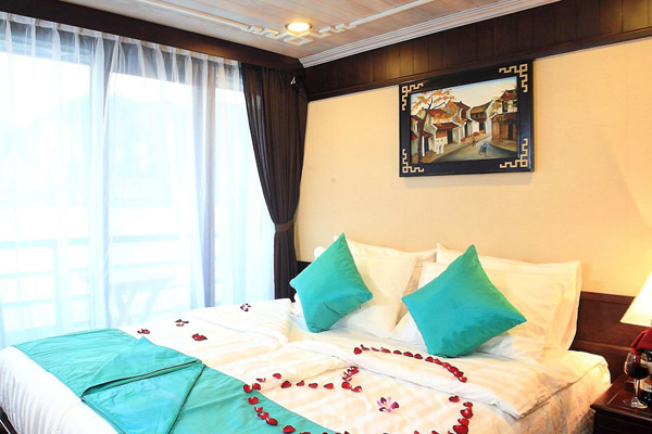 Visit Halong Bay Glory Legend Cruise 14