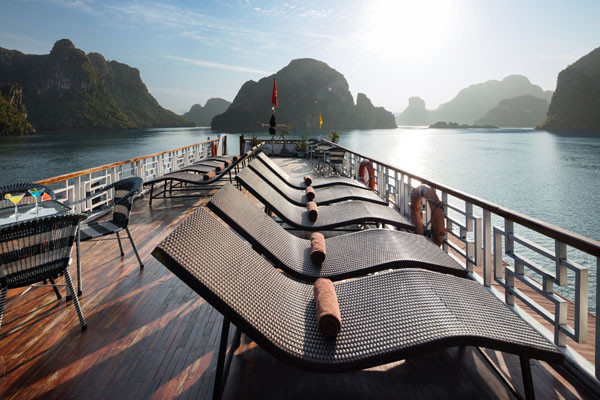 Halong Bay Tour Apricot Cruises