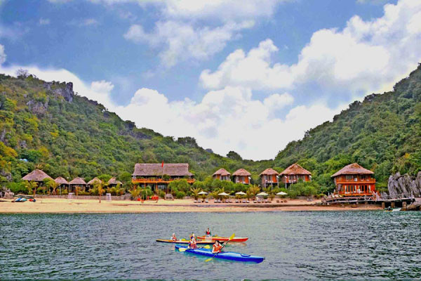 Tour Halong Bay Stay Monkey Island