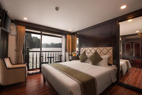 Halong Bay Tour Alisa Cruise (19)