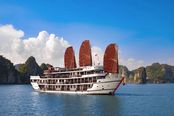 Halong Bay Tour Alisa Cruise (20)