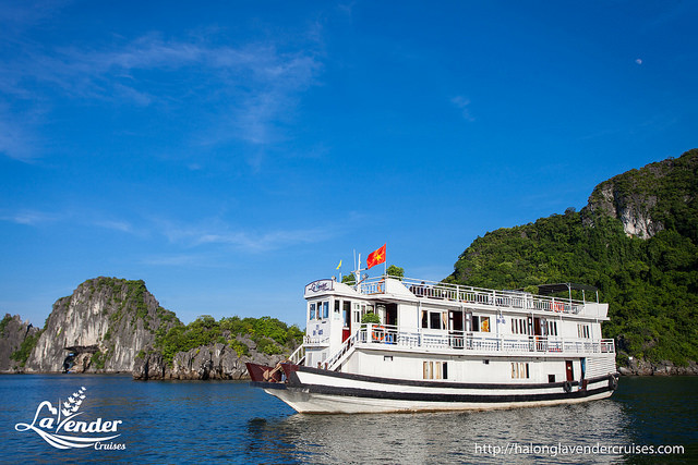 Halong Bay Tour Package Lavender Cruises (14)